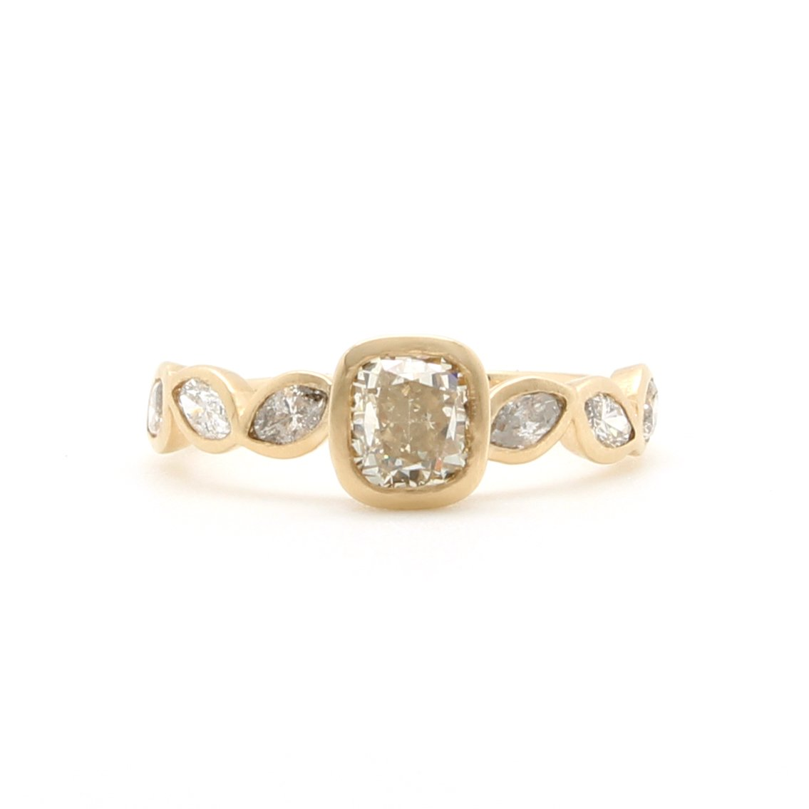 Earth Friendly Jewelry Rings