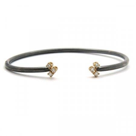 Forged Arrow Cuff Bracelet