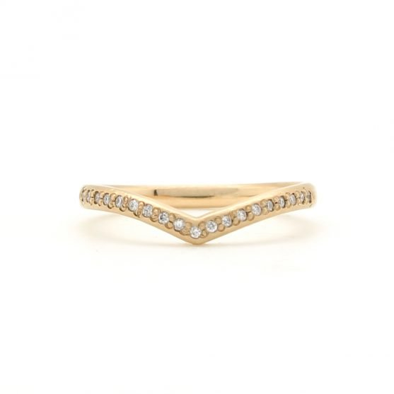Gold Diamond V Band