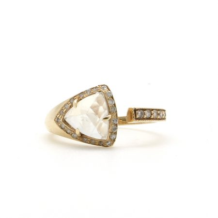 Moonstone Wrap Ring