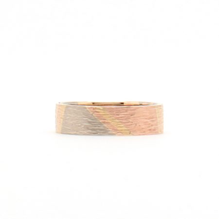 Multi-Gold Striped Ring