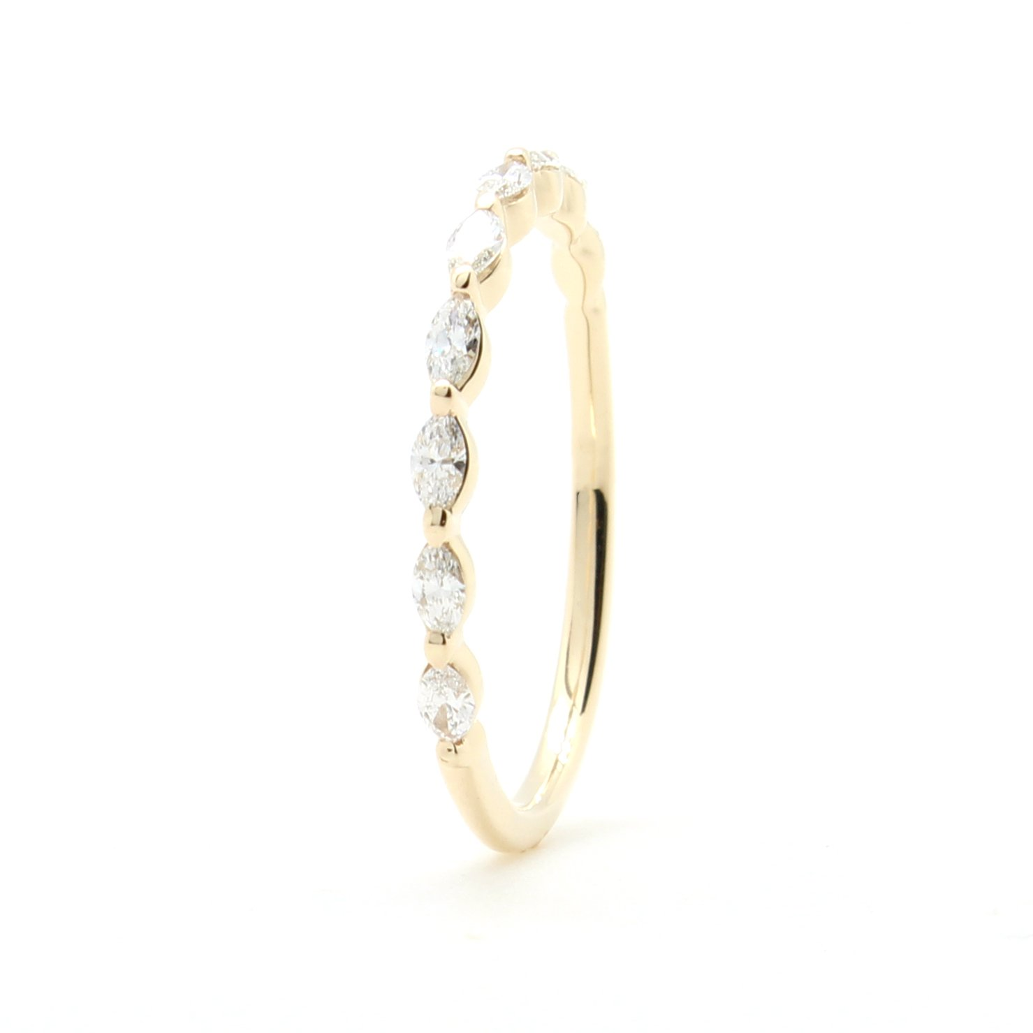 D-H-Jeweler-Marquise-Diamond-Band-2