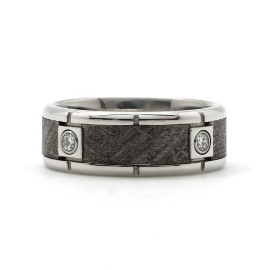 Diamond Meteorite Band