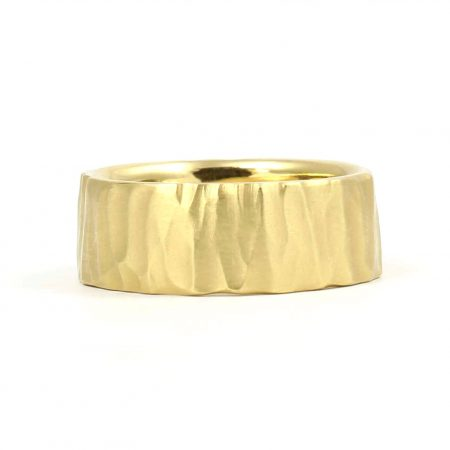 Yellow Gold Stick Band