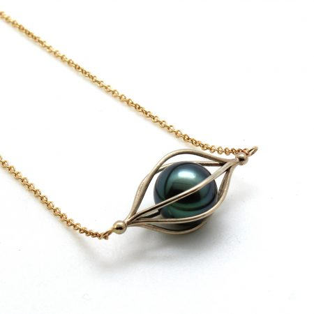 Pearl Cage Pendant D Amp H Jewelers